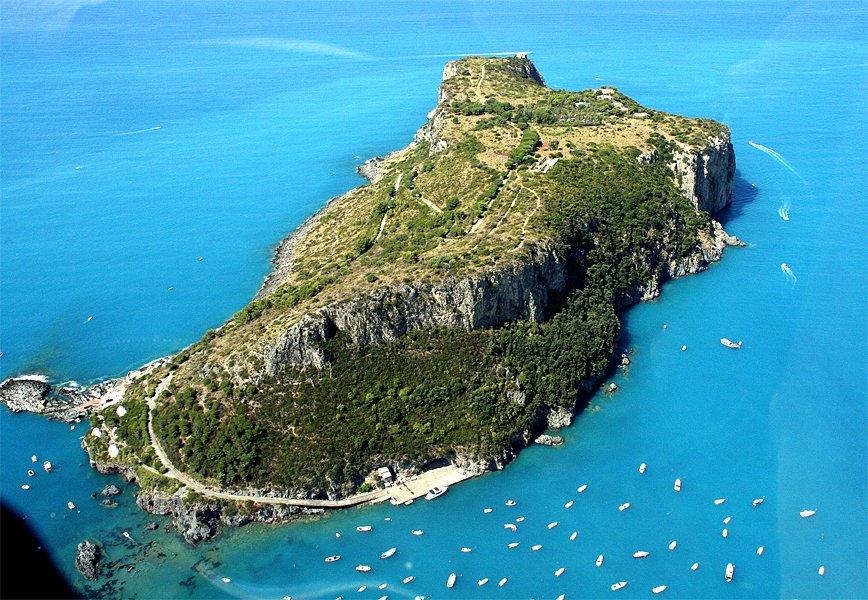 Cosenza da praia a paola mare storia for Isola che da il nome a un golfo della sardegna