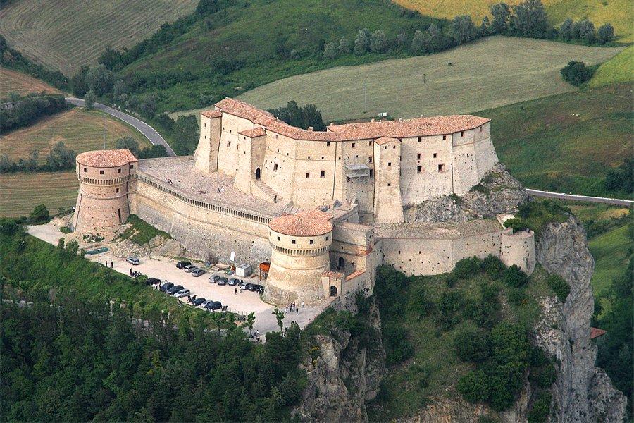 Forte di San Leo, Włochy